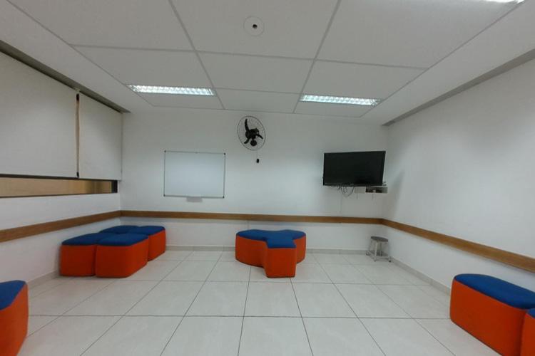 Sala de Convivência Integral